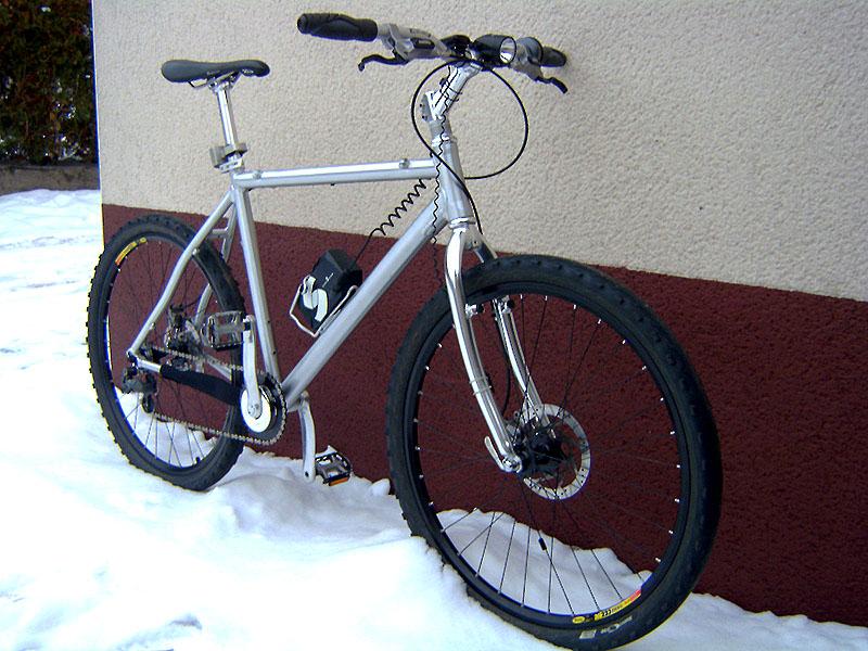 Unsere Räder - Teil 1 - Seite 67 von 99 - Radreise & Fernradler Forum